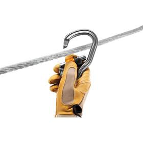 Petzl Vertigo Wire-Lock Karabijnhaak Wire-Lock